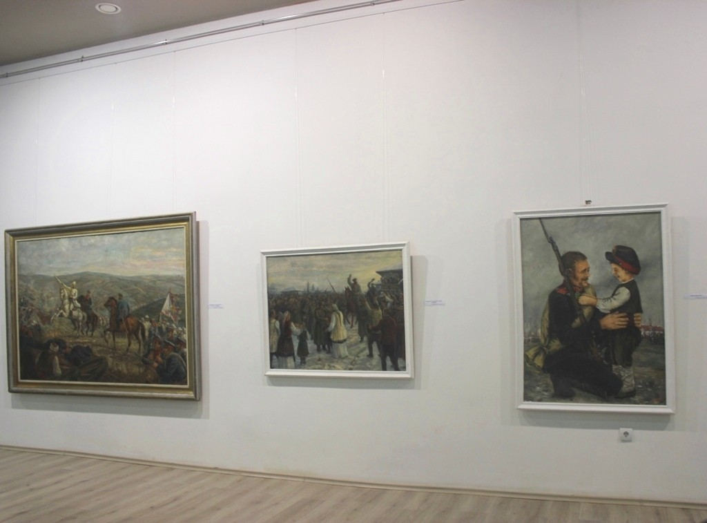 """До края на август – изложба """"140 години Плевенска епопея 1877"""" в Арт център"""