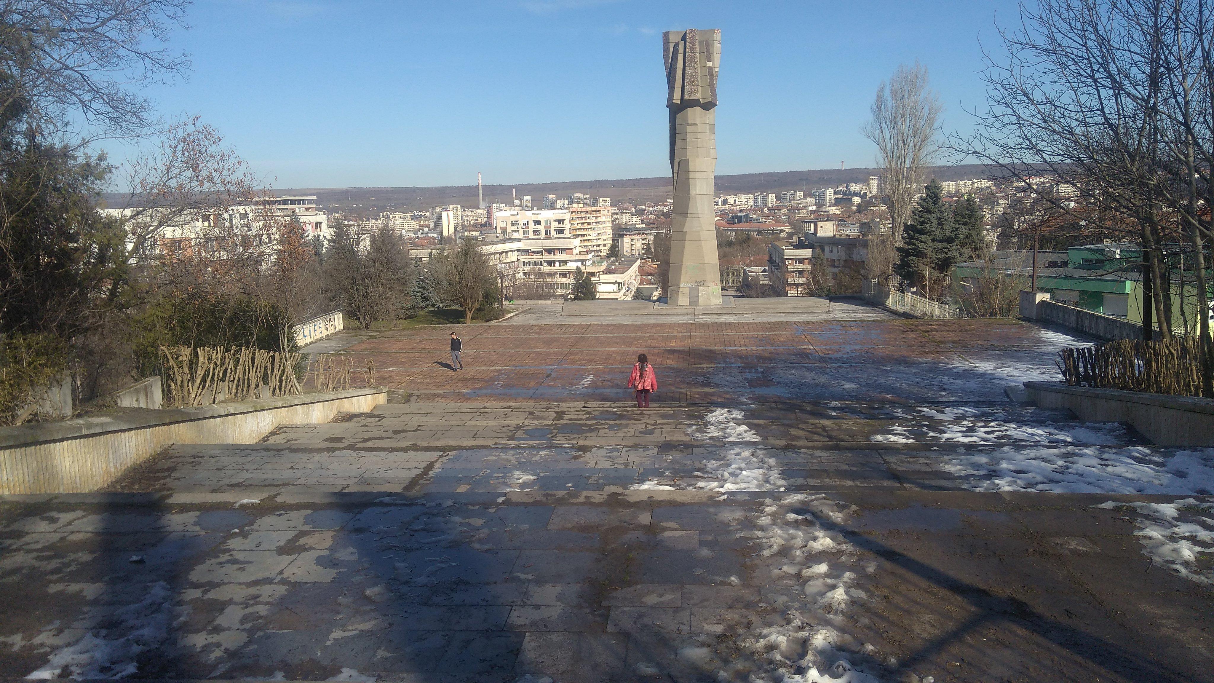 """Пропадна акцията за почистване на """"Скобелев парк"""""""
