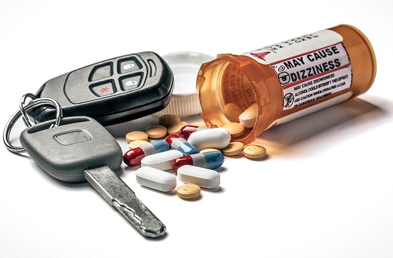 Drug driving laws
