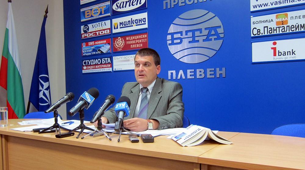 Ярослав Димитров, ОИК: 118 225 са избирателите в община Плевен