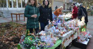 Днес е последният ден от Коледния базар в Белене