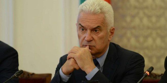 Волен Сидеров потвърди подкрепата си за кабинета на ГЕРБ-Обединени патриоти