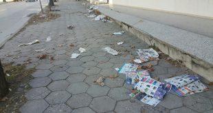 Почистващите фирми ще чистят града след спиране на вятъра