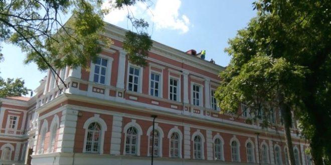 Да подкрепим с гласуване сградата на ЦРД в международен конкурс