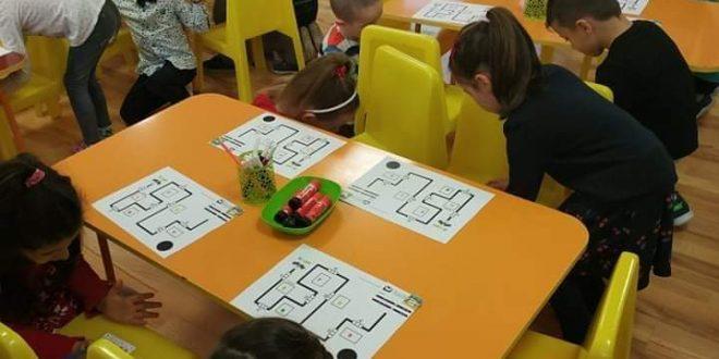 """Нови образователни практики разгледаха в ДГ """"Зора"""" – Червен бряг"""