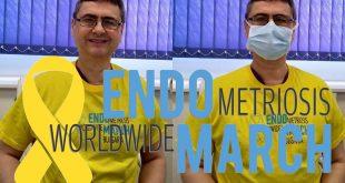 Ректорът на МУ – Плевен и студенти в подкрепа на жени с ендометриоза