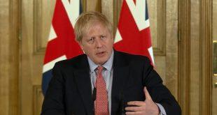 Британският премиер Борис Джонсън хвана коронавирус