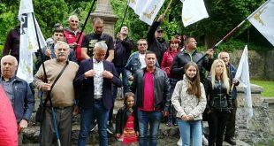 """""""Възраждане"""": Както са бели знамената ни, така са чисти помислите ни за това, което искаме да направим за България"""