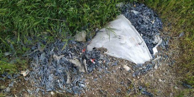 Откриха загробени промишлени отпадъци край Червен бряг