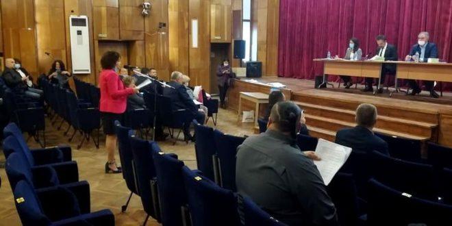 Съветниците приеха решение за подпомагане на културни проекти