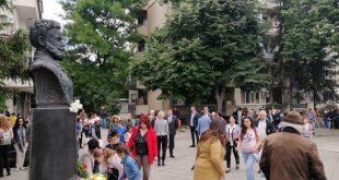 Плевенчани се поклониха пред паметта на Ботев и загиналите за родна свобода (снимки)
