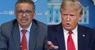 Тръмп официално изтегля САЩ от Световната здравна организация