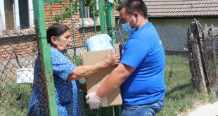 90 души в нужда от община Кнежа получиха подкрепа в условията на COVID-19
