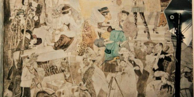 В Червен бряг – култура и стенописи – зад стени