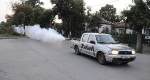 Третираха против комари в селата и градовете на община Долна Митрополия