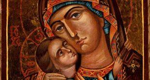 Голяма Богородица е – успението на Божията майка