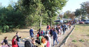 Над 400 участника на Пешеходния поход в Кнежа