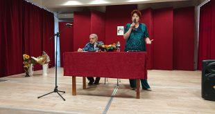 . 1 310x165 - Поетът Николай Милчев разказа в Никопол как трябва да се помага на света