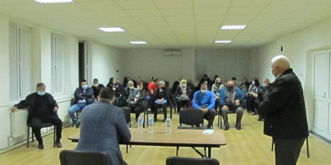 ГЕРБ вчера, днес, утре – мото на срещата в Долна Митрополия с областния координатор на партията