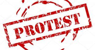 Протест в Плевен: Да се събудим ! Не на онлайн обучението