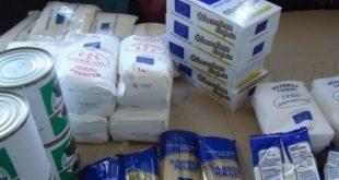 В салона по борба ще раздават индивидуалните хранителни пакети в Левски