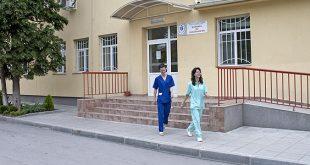 Клиниката по хематология е затворена за дезинфекция против Ковид 19