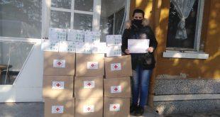 Община Левски  раздаде хранителни пакети на засегнати от епидемичната обстановка