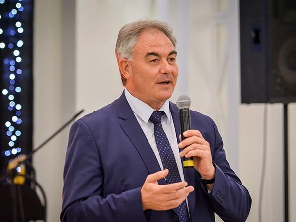 Георг Спартански, кмет на община Плевен
