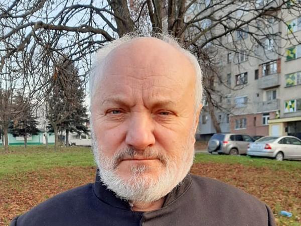Йерей Георги Стаменов