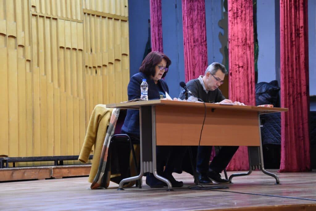 Комисията за разпределение на читалищната субсидия проведе заседание 2