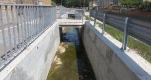 Изграждат отводнителния канал в с. Брест