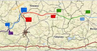 """Община Плевен ще прехвърли безвъзмездно своя собственост за изграждането на АМ """"Хемус"""""""