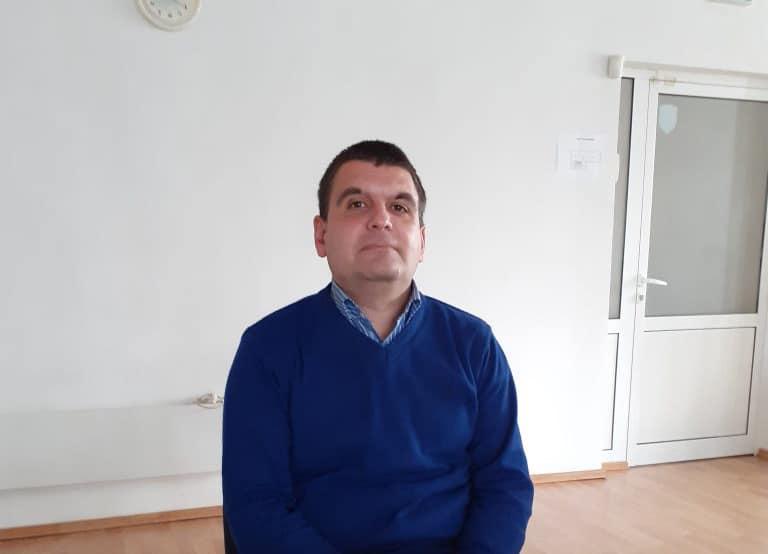 Ярослав Димитров – Председател на ОИК / общинска избирателна комисия/ Плевен