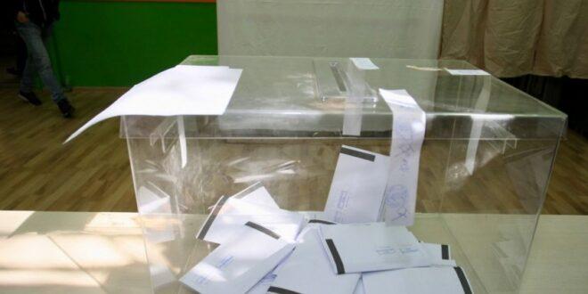 Определени са местата за агитационни материали по време на предизборната кампания