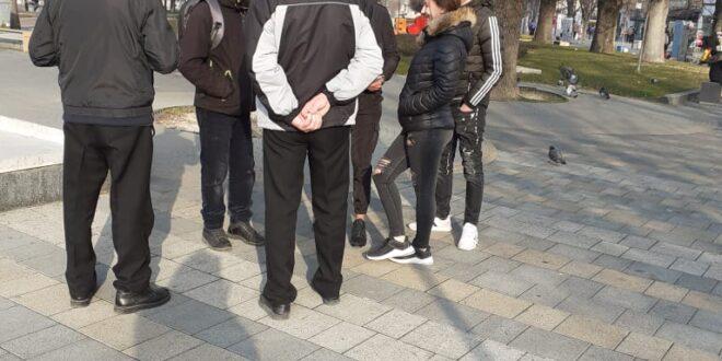 И в Общоградското средношколско общежитие порозовяха