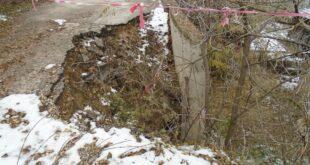 В с. Шияково ще изграждат отводнителна система и пътна конструкция на пропаднала улица