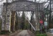 """Пътни знаци В1 - """"Забранено влизането на пътни превозни средства"""", бяха поставени на четирите основни входа в парк """"Кайлъка"""""""
