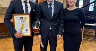 "Двама студенти от Медицински университет – Плевен, с приз ""Студент на годината"""