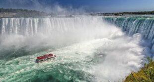 2 310x165 - На 3-ти март Ниагарският водопад ще изгрее в цветовете на българското знаме
