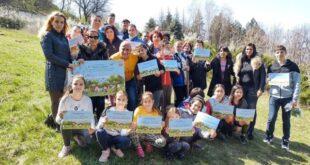 Над 50 паркови дръвчета посадиха в Седмицата на гората в Червен бряг