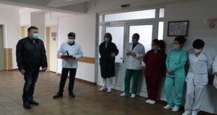 Ръководството на Община Гулянци поздрави медицинските специалисти и служители по повод Деня на здравния работник
