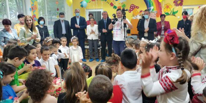 """50 годишен юбилей празнува Детска градина """"Гергана"""""""
