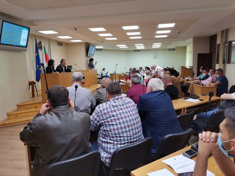 Общински съвет - Плевен