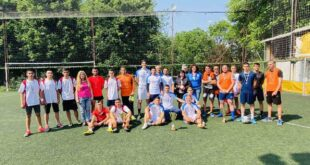 Приключи Детски футболен турнир на Общоградското средношколско общежитие в Плевен