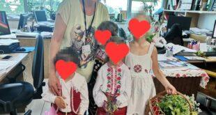 На Еньовден с деца от приемната грижа