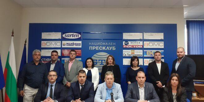 Коалицията ГЕРБ – СДС разчита на феърплей и е устремена към победа