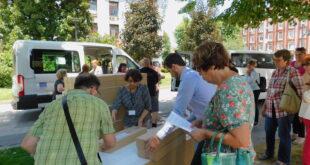 Пристигнаха бюлетините за изборите за народни представители на 11.07.2021г.