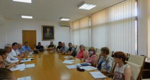 Финална среща при областния управител на Плевен