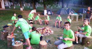 На приключенски лагер канят от община Кнежа