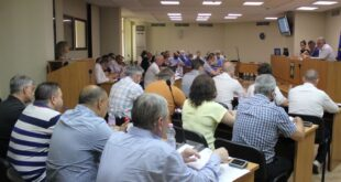 Общински съвет - Плевен заседава на 29 юли, обсъжда промени в наредбата за поставяне на преместваеми обекти в общината